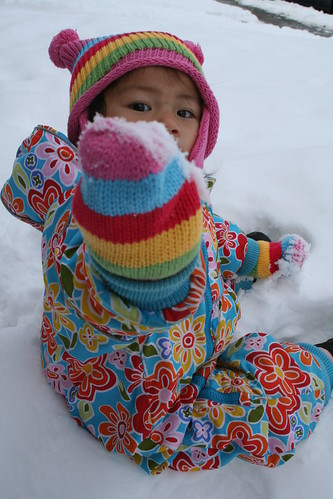 1ST PLAY IN SNOW 014