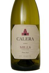 2002 Calera Mills Pinot Noir