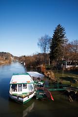 Ljubljanica (dusan.smolnikar) Tags: river boat slovenia ljubljana ljubljanica canoneos7d
