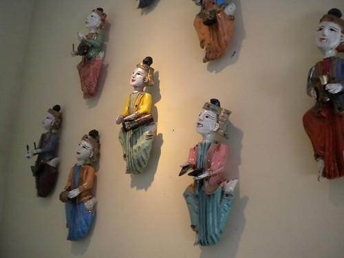 Thai statues