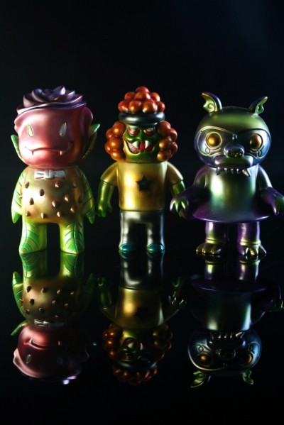 Custom Monster Family Set by Redhanded
