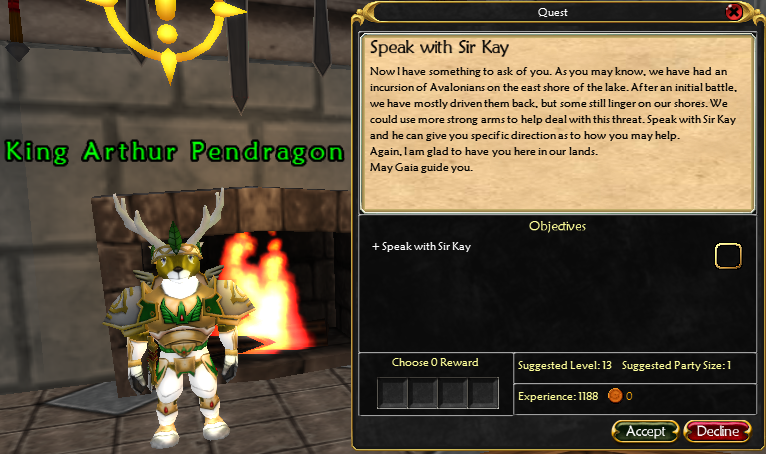 Anglorum / Quest / Speak with Sir Kay 4252851155_b01734d736_o