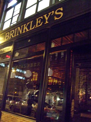 Brinkley's, Exterior
