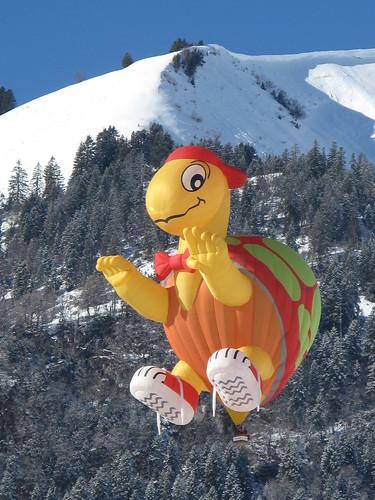 Festival de Ballons, Château-d