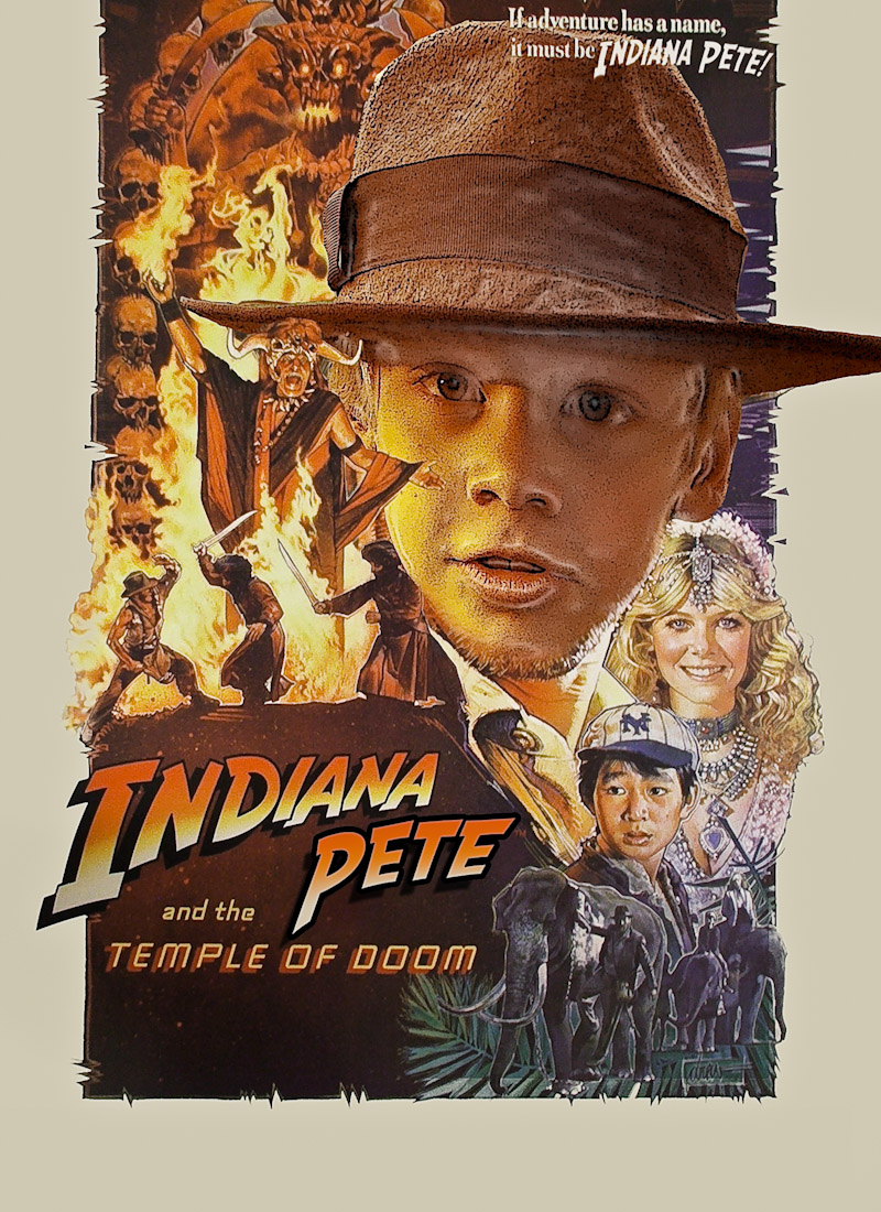Indiana Pete!
