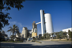 Vassiliko cement industry