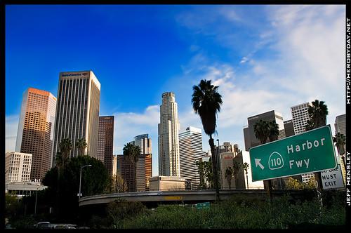 I <3 LA - Downtown Los Angeles