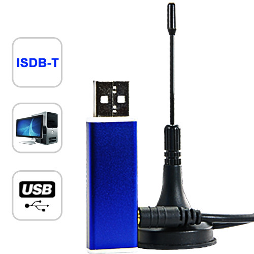 ISDB-T USB Dongle - Digital TV On Your Computer .