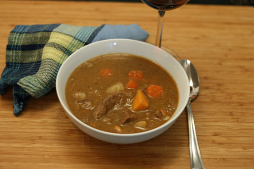 Family Favorite: Beef Stew Recipe