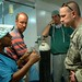 Capt. Buddy Davis at local hospital in Port-au-Prince