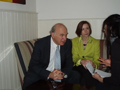 Vince Brunch 046 (Caledonian Lib Dems) Tags: shadow for with dr vince cable bridget business fox brunch local mp joined representatives vincebrunch