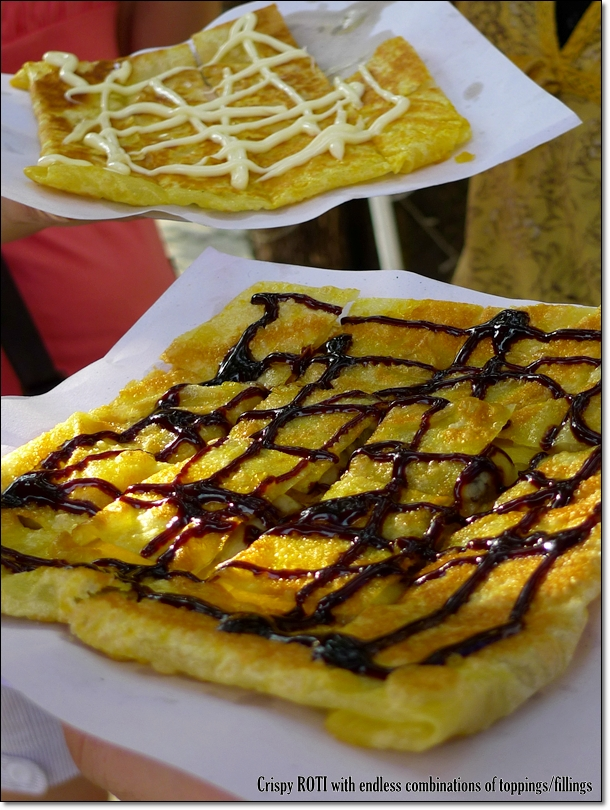 Muslim Pancakes Krabi