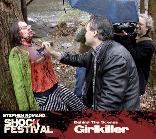 "SHOCK FESTIVAL - ""Girl Killer"" Directed by Michael Gingold"