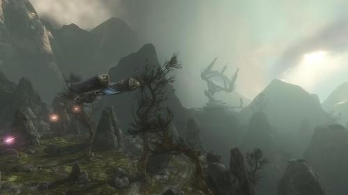 Halo Reach - Environment