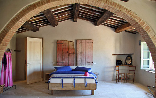 Follonico 4-Suite, Torrita di Siena, Tuscany, Italy, Bedroom