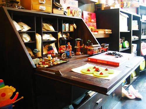 Desk Display