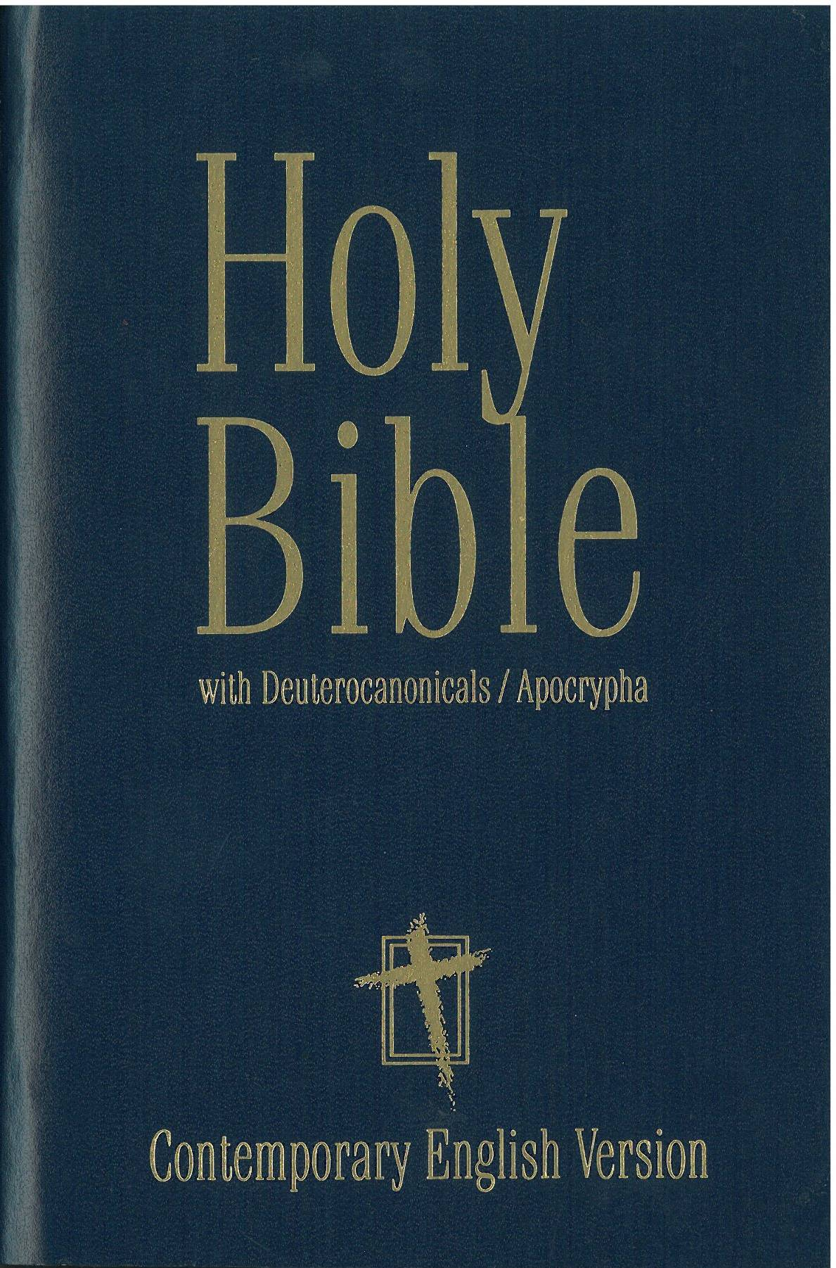 Contemporary English Version (CEV) - Internet Bible Catalog