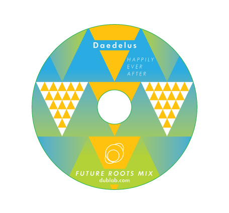 "DAEDELUS ""HAPPILY EVER AFTER"" FUTURE ROOTS MIX CD"
