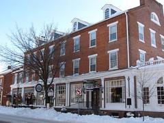 Main St Snow Sutter Inn Hotel 5 (Mr.J.Martin) Tags: winter snow storm weather town pub mainstreet colonial snowstorm wintersnow badweather snowcovered boarshead winterstorm lititz winterweather englishpub johnsutter bigsnow citysnow generalsutterinn mainstreethistoric