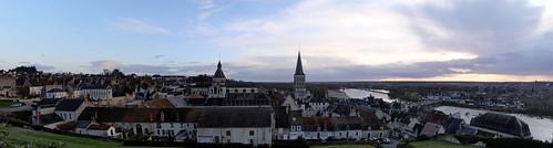 La Charité-sur-Loire, Panorama do Rempart
