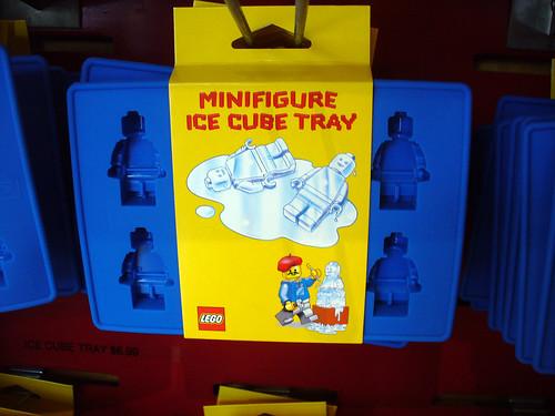 Minifig Ice Cube Tray