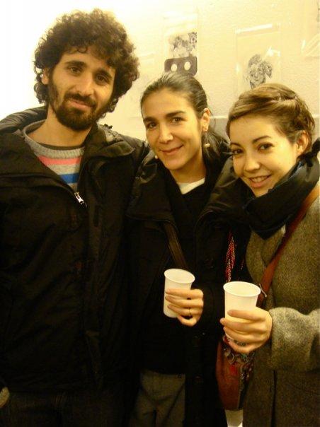 Pancho, Cati y Lucrecia
