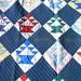 Quilt made for Ernest Hatley-1949