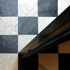 exit (brancolina) Tags: door floor geometry shade exit explorefp brancolina