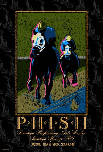 Jeff Wood Phish SPAC 2004