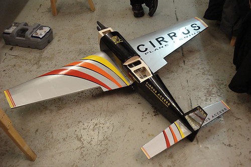 Extra 300S kit