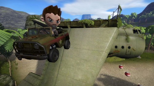 ModNation Racers Nathan Drake Racing