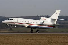 N5MV - 221 - Private - Dassault Falcon 900EX - Luton - 100317 - Steven Gray - IMG_8710