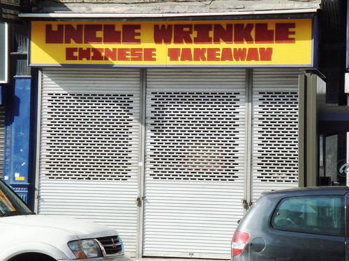 Uncle Wrinkle, New Cross