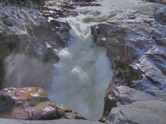 Upper Nairn falls (gordeau) Tags: whistler waterfall bc britishcolumbia canyon gordon greenriver pemberton chasm turbulence ashby nairnfalls rutherfordcreek sooriver gordeau