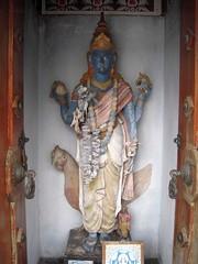 Colombo divinité Indienne Kali