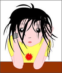Stressed Girl by mitopencourseware, on Flickr