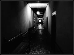 Gidam [Epitaph] (Ivn Adrin) Tags: corridor convento convent pasillo corredor