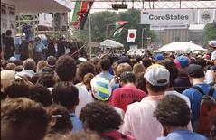 Core States US Pro Cycling Championship Racing Philadelphia June 5 1994 008 (photographer695) Tags: core states cycle race us pro cycling championship racing philadelphia june 5 1994