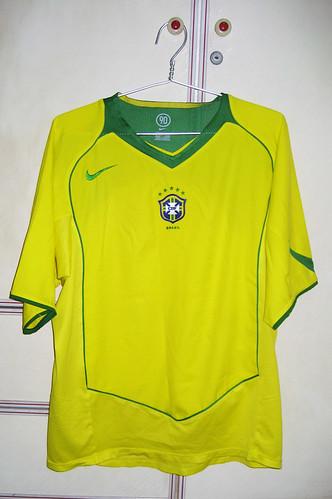 Brazil 2004-2005 Home S/S
