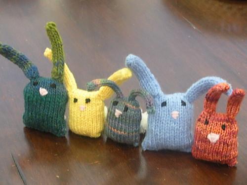 Rebecca Danger's Bunny Nuggets