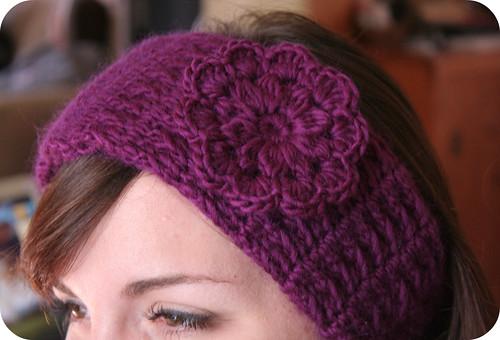 Free Printable Crochet Ear Warmer Pattern ~ Dancox for .