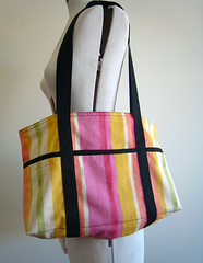 Liquorice Allsort Beach Bag_01
