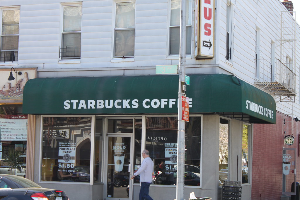 Starbucks on 92nd