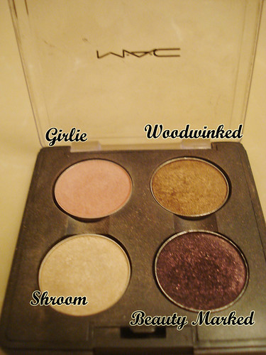 Mac palette