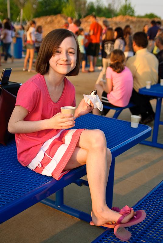 Day 187: Ice Cream Smiles