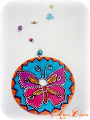 MANDALA TRANSFORMAO II (Monica Chaves Mandalas) Tags: luz circle handmade cd artesanato mandala decorao mandalas espiritualidade enfeite ornamentos reutilizao reaproveitamento cdreciclado reciclagemdecd mandalaemcd mnicachaves monicachaves artesanatozen