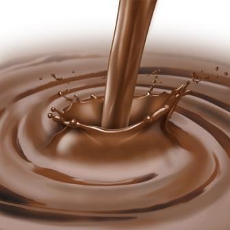 receita chocolate quente