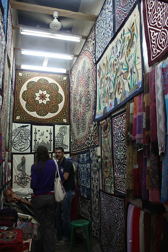 Quilter's stall