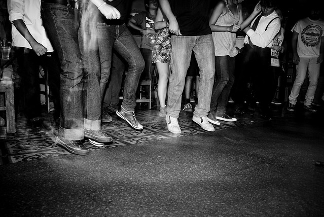 Bailando ska