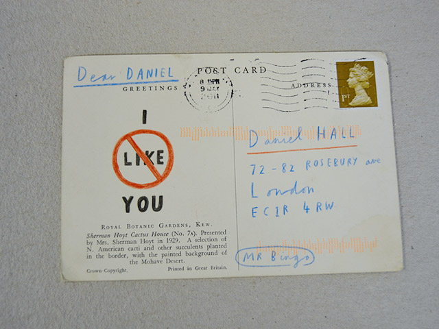 Mr Bingo - Hate mail